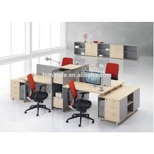 Office Table With Partition 6 Seat Modern Office Partition 6 Seat Modern Office Partition