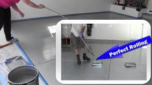 how to install rust bullet garage floor coating youtube