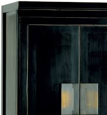 Slim Sideboards Black Lacquer Oriental Slim Storage Cabinet Sideboards U0026 Display