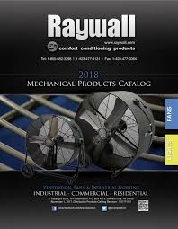 tpi industrial fan parts raywall mechanical distribution products main