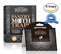 amazon com dr killigan u0027s premium pantry moth traps with