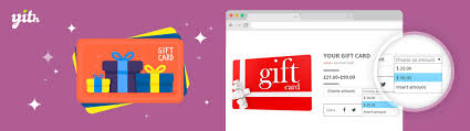 selling gift cards online to sell gift cards in your online shop