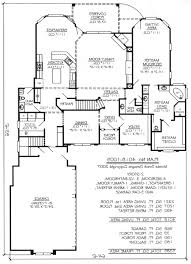 2 Story Home Design Plans Home Design 653916 Two Story 5 Bedroom 45 Bath Traditional Style