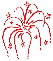 camp fireworks clipart kid clipartbarn