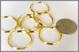 small key rings images Wholesale lot 100 key rings 24mm 1 quot split ring gold ebay jpg