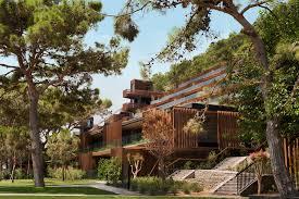 steep slope house plans maxx royal kemer hotel baraka architects archdaily