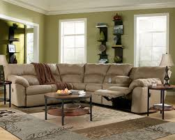 Curve Sofas Winsome Curve Sectional Sofas With Recliners Optional And Classic