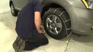 nissan rogue youtube 2014 review of the glacier cable snow tire chains on a 2014 nissan