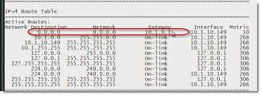 what is routing table how to change routing tables with a command prompt comptia network