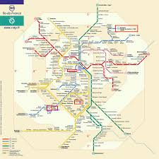 Map Of Paris France by Printable Travel Maps Of Paris France Entrancing Map Paris Latin