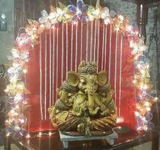 265 best decoration for pooja images on pinterest ganesha