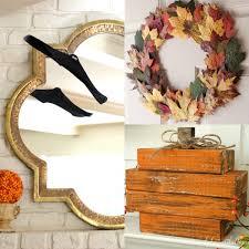 Fall Decor Diy - fall decor ideas retro housewife goes green