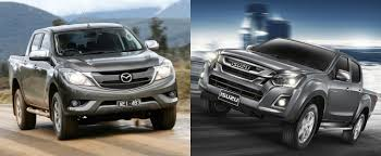 new mazda new mazda bt 50 to be based on next gen isuzu d max autoevolution