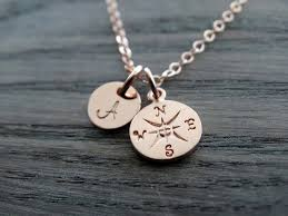 college graduation gifts gold compass necklace graduation gifts college graduation gift