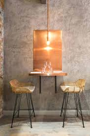 dining table dining table design modern dining hammered copper
