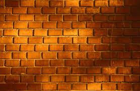 yellow brown dark brick wall texture photohdx