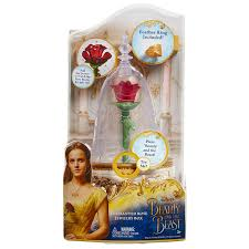 Enchanted Rose That Lasts A Year Amazon Com Disney Beauty U0026 The Beast Live Action Enchanted Rose