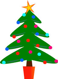 christmas tree clipart png clipartxtras