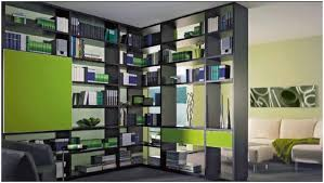 Expedit Bookshelves by Bookshelves As Room Dividers Ideas Ikea Expedit Bookcase Room