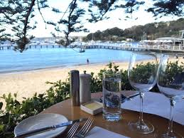 Public Dining Room Balmoral Beach Feast Wisely - Public dining room