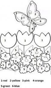 free printable spring worksheet for kindergarten 1 rupsje