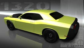 Dodge Challenger Accessories - four exclusive mopars for sema autoevolution