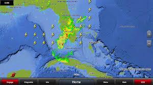 caribbean weather map siriusxm marine weather