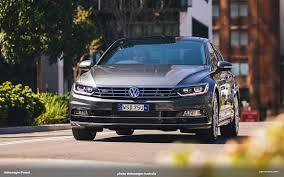 volkswagen passat r line blue volkswagen australia launches 8th generation passat vwvortex