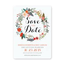 save the date save the date charming ink