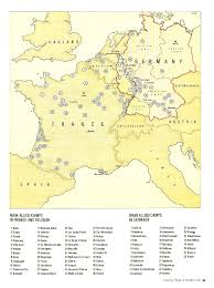 Ulm Germany Map by Part 6 Eisenhower U0027s Death Camps The Last Dirty Secret Of World