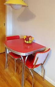 half table for kitchen refurbished 1950 s mcm blue laminate extended half table or retro