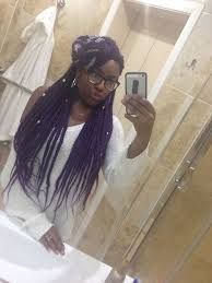 looking for black hair braid styles for grey hair best 25 purple box braids ideas on pinterest purple braids