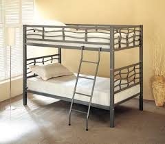 Bunk Beds  Heavy Duty Metal Twin Bunk Beds Heavy Duty Wood Bunk - Metal bunk bed futon combo