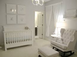 White Nursery Decor Baby Room Free Home Decor Techhungry Us