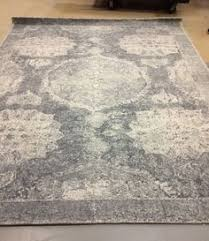 Area Rugs Pottery Barn Pottery Barn Barret Wool Grey 8 X 10 Wool Area Rug New