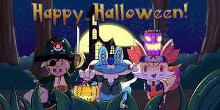 happy halloween animated images free pokemon iphone wallpapers pixelstalk net shelgon sun moon