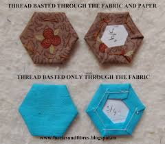 faeries and fibres english paper piecing instructions u0026 hexagon fun