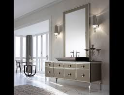 majestic 10 bronze lacquered glass high end italian bathroom