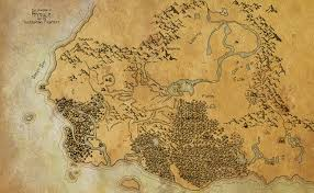 termina map hyrule and surrounding wip by asraniel on deviantart