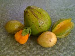 cuisine guadeloup nne tropical fruit in guadeloupe