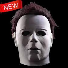michael myers mask buy michael myers white mask masks 19 99