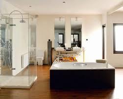 modern loft with industrial bricks element for apartment ideas