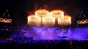 olympic rings london images Olympic rings at opening ceremony abc news australian jpg