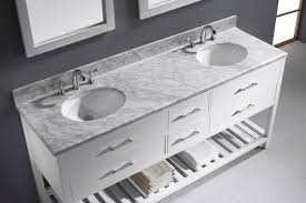 Bathroom Vanities Maryland Virtu Usa Caroline Estate 72 Bathroom Vanity Set In White