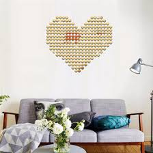 Heart Wall Stickers For Bedrooms Discount Small Heart Wall Stickers 2017 Small Heart Wall
