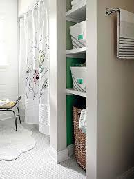 bathroom closet door ideas best 25 green open bathrooms ideas on green open