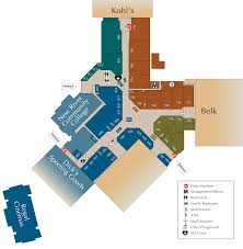 Gardens Mall Map Mall Directory New River Valley Mall