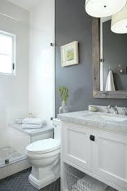 Small Half Bathroom Ideas Small Half Bathroom Design Ideas Blue And White Half Bath