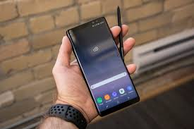 Install Android Nougat On Galaxy Note 8 0 Galaxy Note 8 Android 8 0 Update Spotted Build Crb1 The