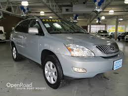 lexus rx for sale bc used 2009 lexus rx 350 for sale in port moody bc openroad toyota